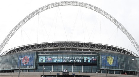 Sing for the Iron at Wembley