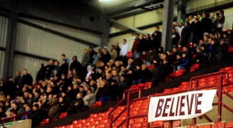 FSF away fans survey