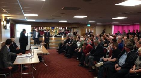 SUFC consultation on stadium plans